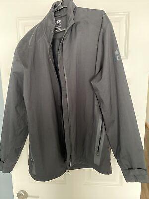 Men's Adidas Climaproof Rain Jacket Medium