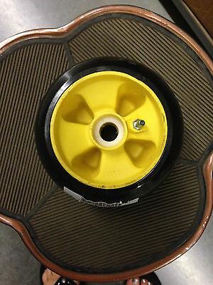 John Deere Mower Deck Gage Wheel AM115488 OEM New Rear