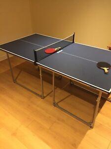 JOOLA indoor table tennis table