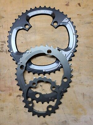 Stronglight /'Zicral/' Red Road Chainring 8//9//10 Speed 42T or 39T 130BCD 3//32/""