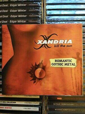 XANDRIA / Kill The Sun   CD IMPORT  2003  New Seal comprar usado  Enviando para Brazil