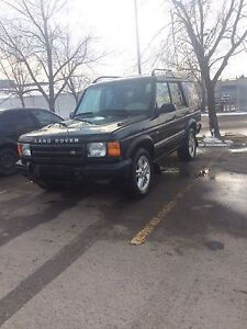 2002 Landrover discovery Se series 2