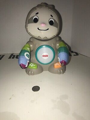 Fisher-Price Linkimals Smooth Moves Sloth Singing Light Up Toy