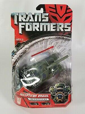 Hasbro Transformers Movie Deluxe Decepticon Brawl Action Figure