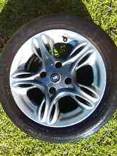 For sale 4x100 mag wheels Tenambit Maitland Area Preview