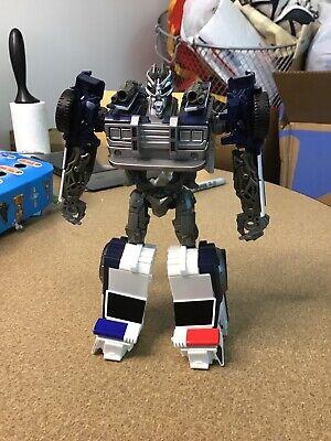 Transformers Bumblebee Movie Energon Ignitors Nitro Series Barricade, No Engine