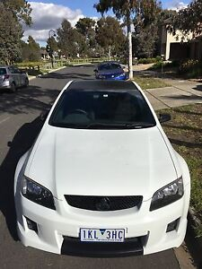 2009 Holden VE Commodore SV6 SIDI Auto Ute for sale Doreen Nillumbik Area Preview