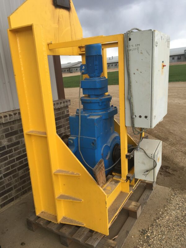 Flender Automatic Drive With Gear Box And Motor