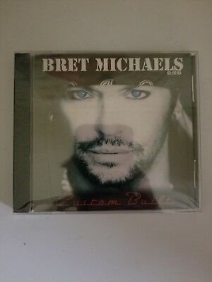 Bret Michaels Cd Custom Built New
