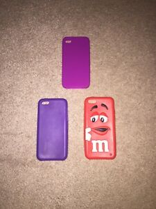 iPhone 5c and 4s cases