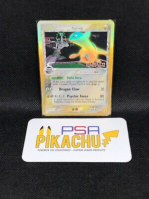 Latios Pokemon EX Delta Species Reverse Holo Rare Holofoil Card # 9/113 #9 NM