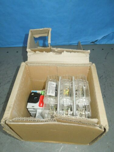 Telemecanique/square D Gs1-eu3 30a 3p 600v J Class Fused Switch Surplus