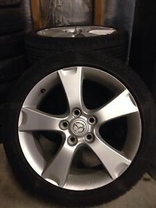 Mazda 3 Hatchback Thornton Maitland Area Preview
