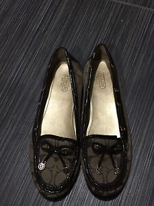Coach Shoes Size 8 1/2 Never worn