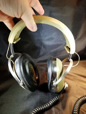Koss Pro 4AA Headphones Vintage Working