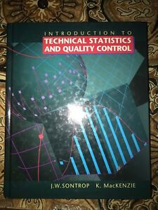 Introduction to technical statistics and quality control