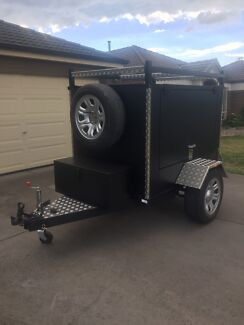 Trailer 6x4 brand new enclosed box