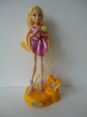 Mattel WINX pop / Poupée / Doll - Stella - Singsational - DUTCH / NL
