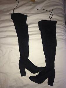 Knee high Steve Madden boots