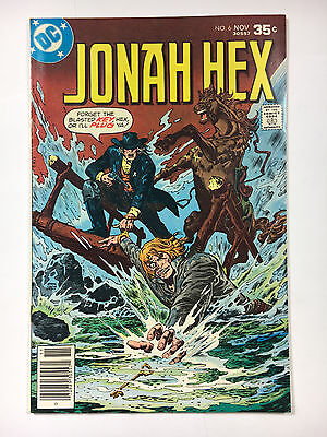 Jonah Hex #6 VF+ DC comic 1977