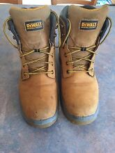 Dewalt work boots. Worn for 1hr. Size 10US Lilydale Yarra Ranges Preview