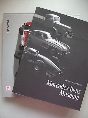 2 Bücher Mercedes-Benz Museum Mythos & Collection Feuerwehr Klassiker .. LF