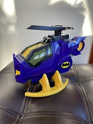 Imaginext Batgirl Helicopter 2012 Mattel - DC Comics