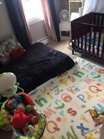 Child care sitter