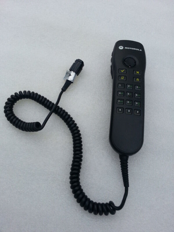 MOTOROLA RLN6080A,MIC,TELEPHONE HANDSET ,HMN4098,DM3400 MICROPHONE EXCELLENT CON