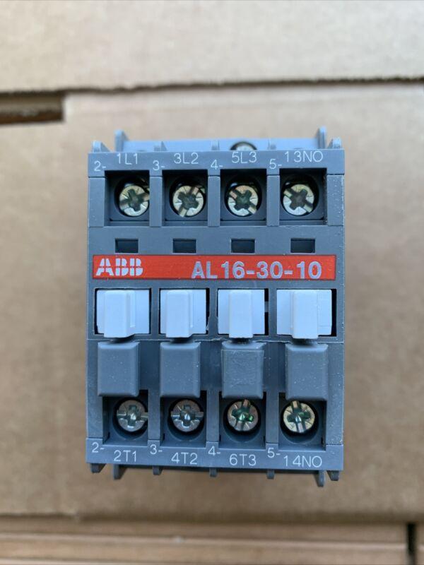 ABB AL16-30-10-81 1SBL183001R8110 Non-Reversing IEC Contactor