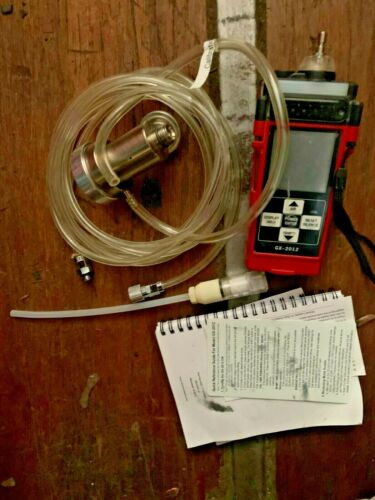 RKI GX 2012 confined space Gas detector