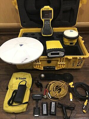 Trimble Sps985 Smart Antenna Gnss W Sps855 Ver. 484