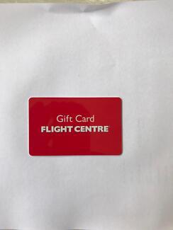 Flight Centre Gift Card $2500