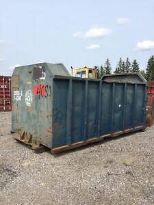 20 Yard Roll Off Containers for Sale