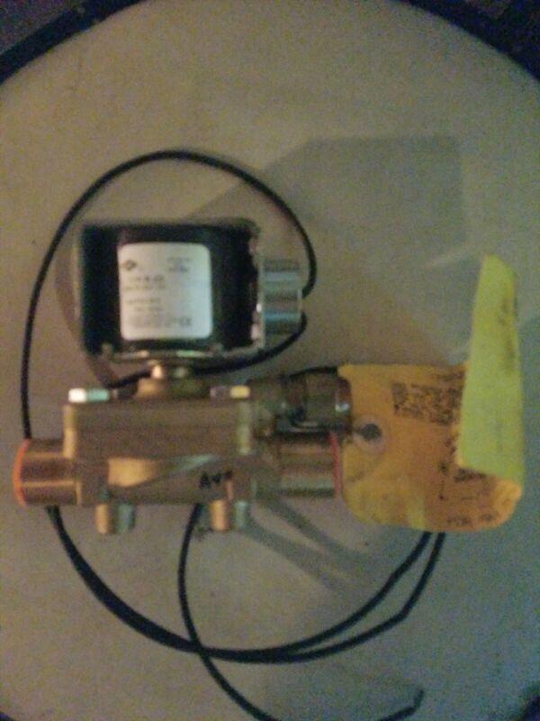 PARKER 1/2 fluid control  SOLENOID VALVE