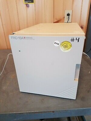 Shimadzu Frc-10a Fraction Collector Liquid Chromatography Used Untested