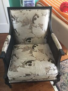 One of a kind chair