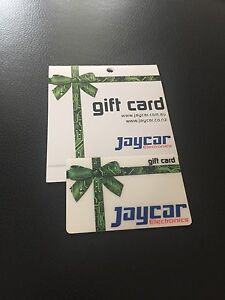 Jaycar Gift Card swap or sale Mays Hill Parramatta Area Preview