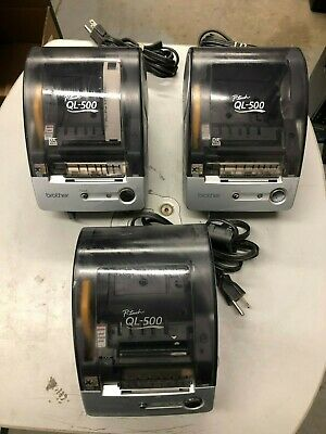 Brother Ql-500 Label Thermal Printer P Touch