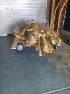 Free Fire wood,have half a boot load left. Parafield Gardens Salisbury Area Preview