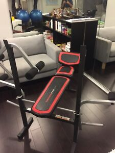 Banc d'exercices ( Training Bench )