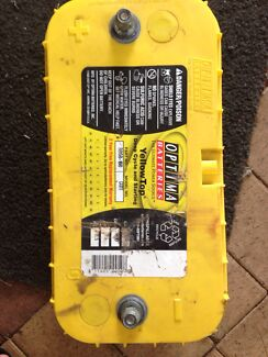 Optima battery East Cannington Canning Area Preview