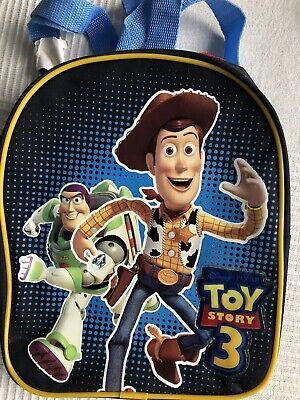 Toy Story 3 Kinder Rucksack Neu Gepäck Kindergarten Tasche Cowboy Woody ()
