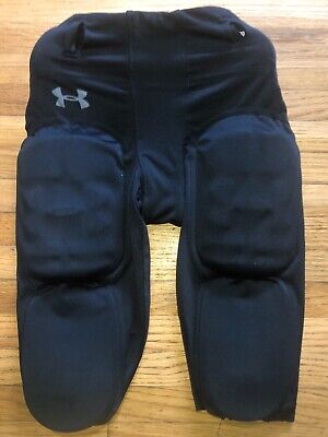 Teamwork Adult Men/'s Power Stretch Integrated Football Pants with Pads 3328
