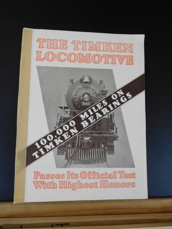 Timken Locomotive from the Railway Age February 13, 1932