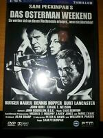 SAM PECKINPAH'S DAS OSTERMAN WEEKEND THRILLER DVD Bayern - Erding Vorschau