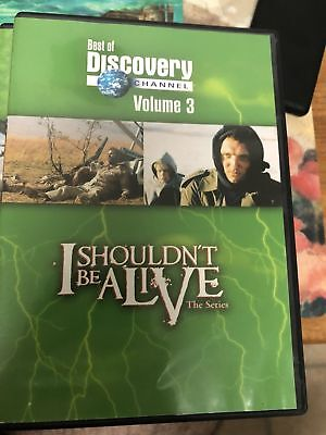 I SHOULDN'T BE ALIVE: THE SERIES VOLUME 3 DVD, BEST OF DISCOVERY CHANNEL