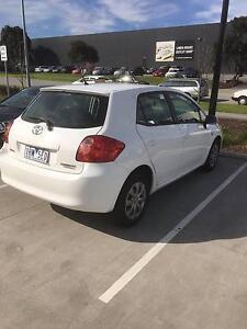 2007 Toyota Corolla Hatchback Chadstone Monash Area Preview