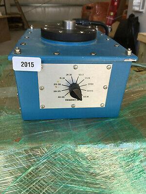 Electro Metrics Model Rvr-25m