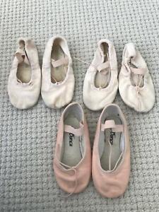 Ballet Shoes Child Size 8-10 Bella Vista The Hills District Preview